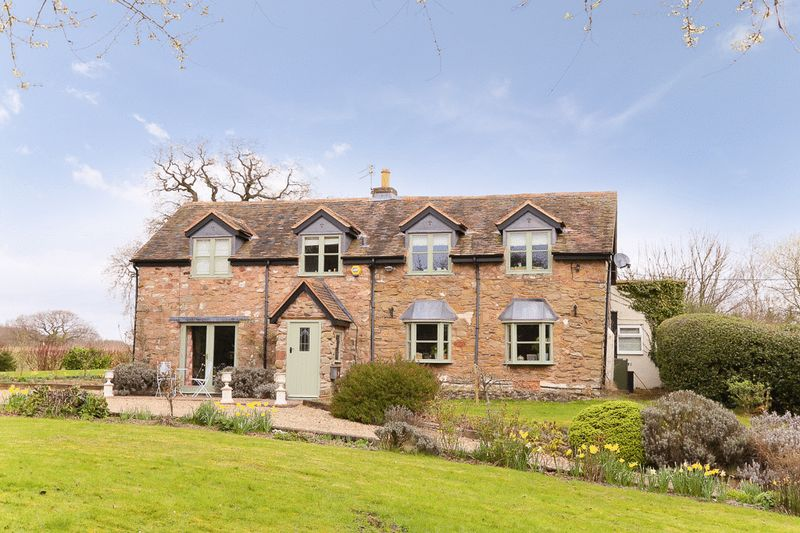 5 Bedrooms Cottage House for sale in Benthall, Broseley
