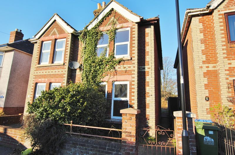 3 Bedrooms Semi Detached House for sale in Heath Road, Southampton