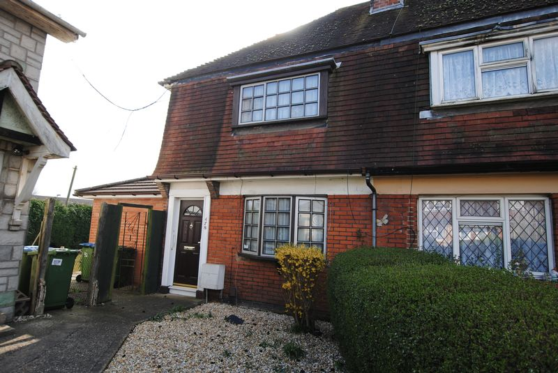 2 Bedrooms Terraced House for sale in Butts Road, Sholing
