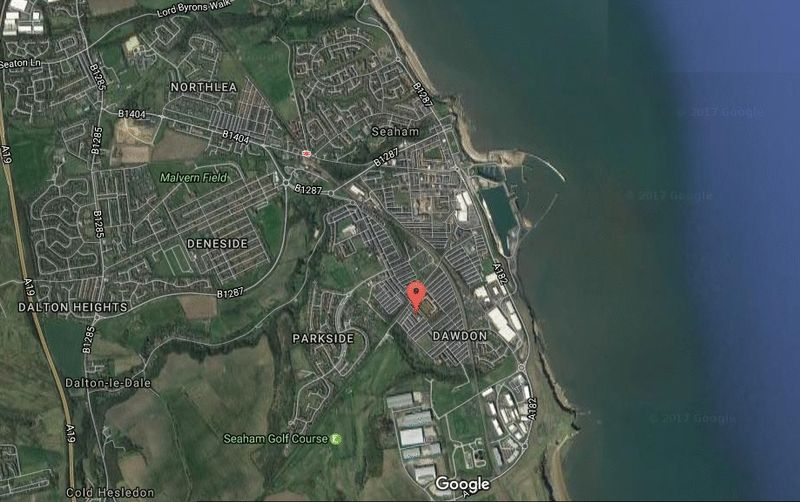 Property for sale in 16 Queen Street, Seaham
