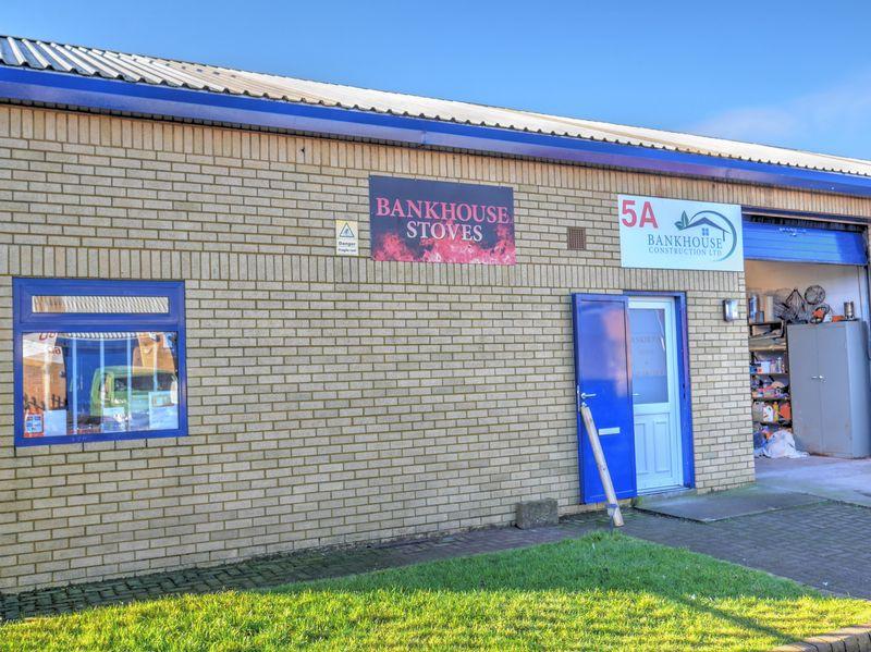 Property for sale in Bankhouse Stoves, Unit 5a Coquet Business Park, Amble