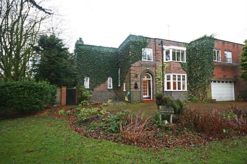 5 Bedrooms Detached House for sale in Lodge Lane, Poulton-Le-Fylde
