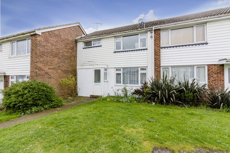 3 Bedrooms Terraced House for sale in Hamble Road, Lancing