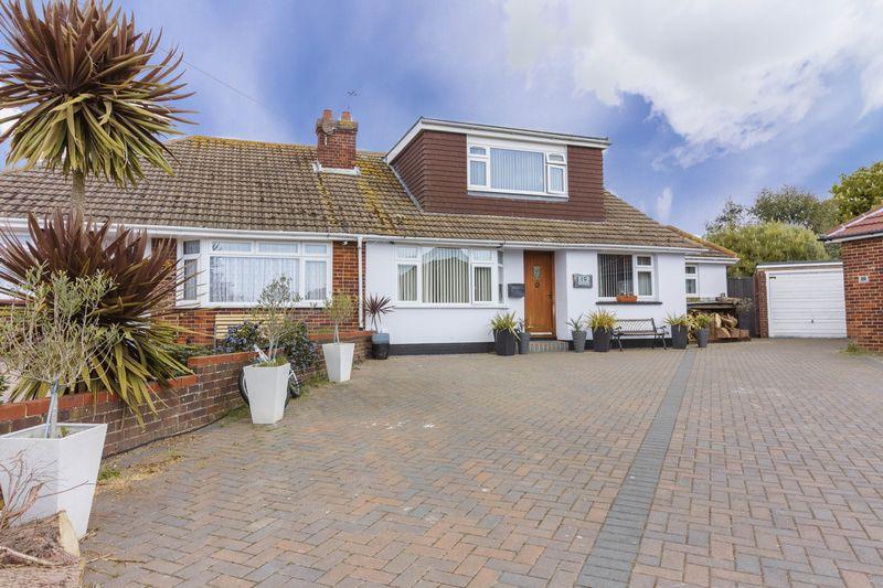 4 Bedrooms Bungalow for sale in Southview Close, Shoreham-By-Sea