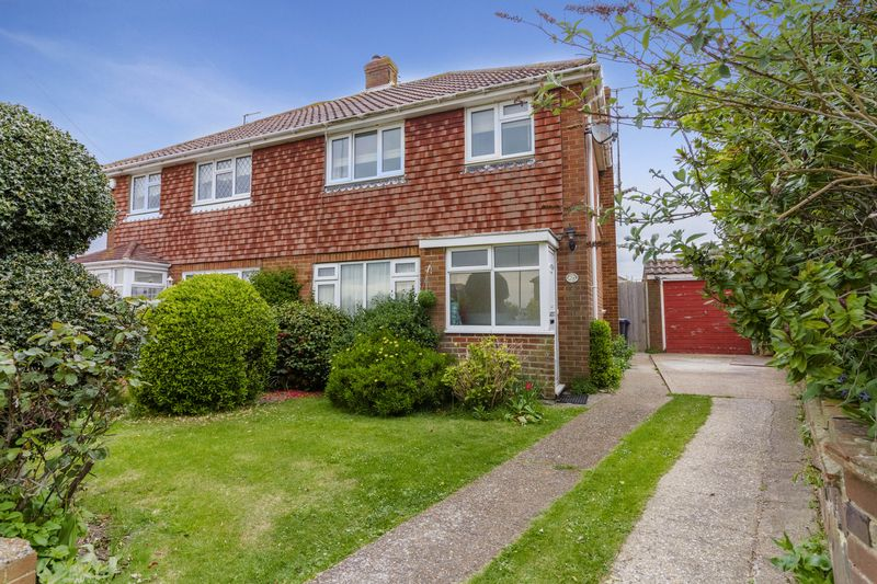 4 Bedrooms Semi Detached House for sale in Nursery Close, Shoreham-By-Sea