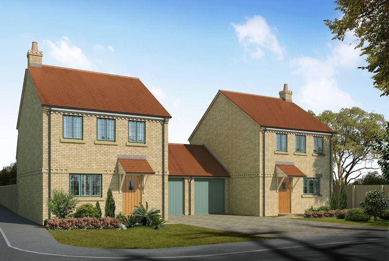 3 Bedrooms Detached House for sale in Plot 1 Woodlands Place, Eynsham, OX29 4NH