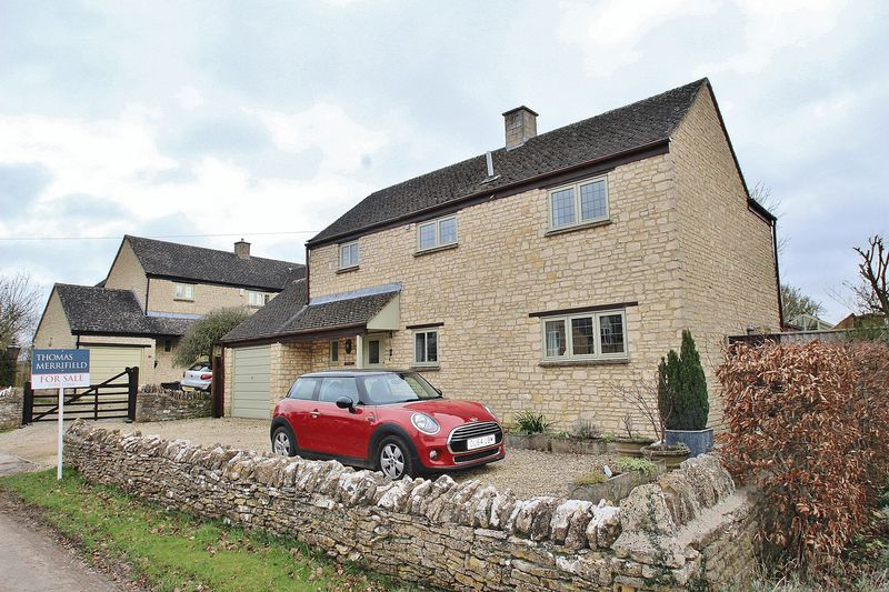 3 Bedrooms Detached House for sale in ASCOTT UNDER WYCHWOOD, High Street OX7 6AW
