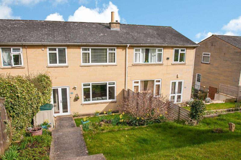 3 Bedrooms Terraced House for sale in Fairfield Park, Bath