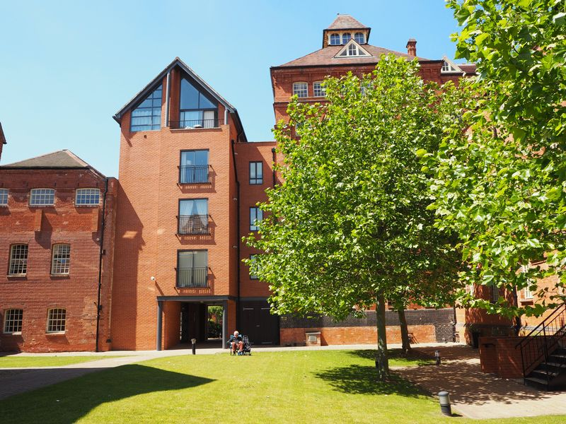 The Courtyard, Castle Brewery, Newark, N...