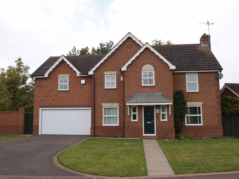 Lilburne Close, Newark, Nottinghamshire ...