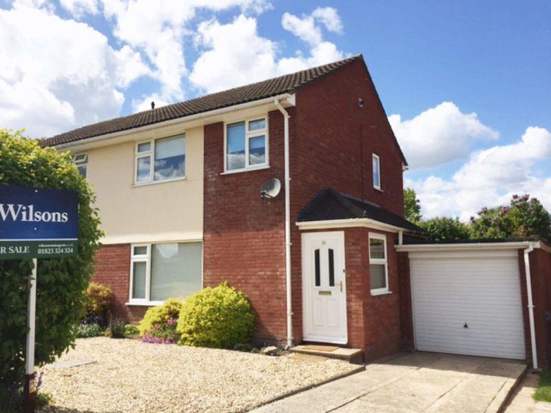 3 Bedrooms Semi Detached House for sale in Castlemans Road, Gamington