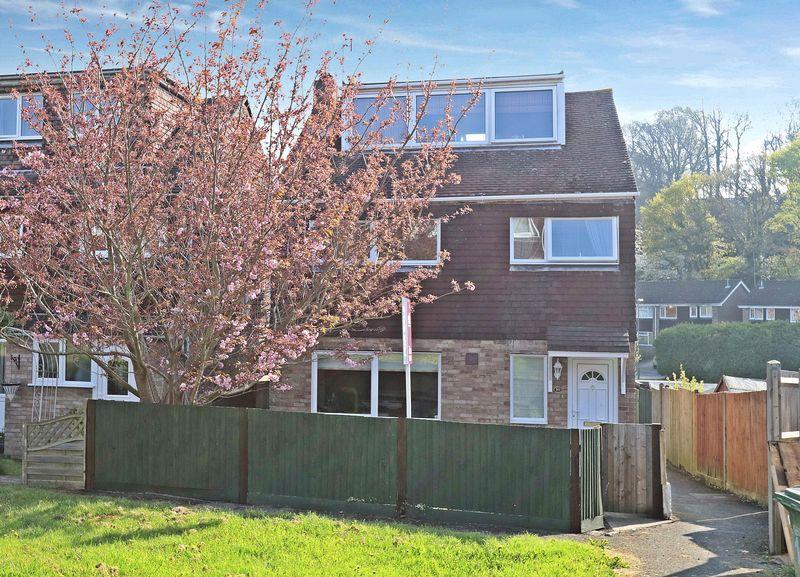 4 Bedrooms Detached House for sale in Sherley Green, Bursledon