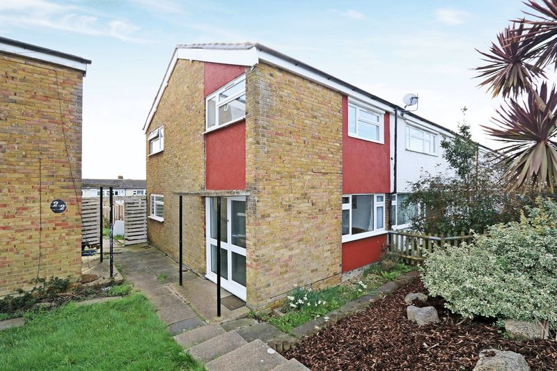3 Bedrooms Terraced House for sale in Ransome Close, Titchfield