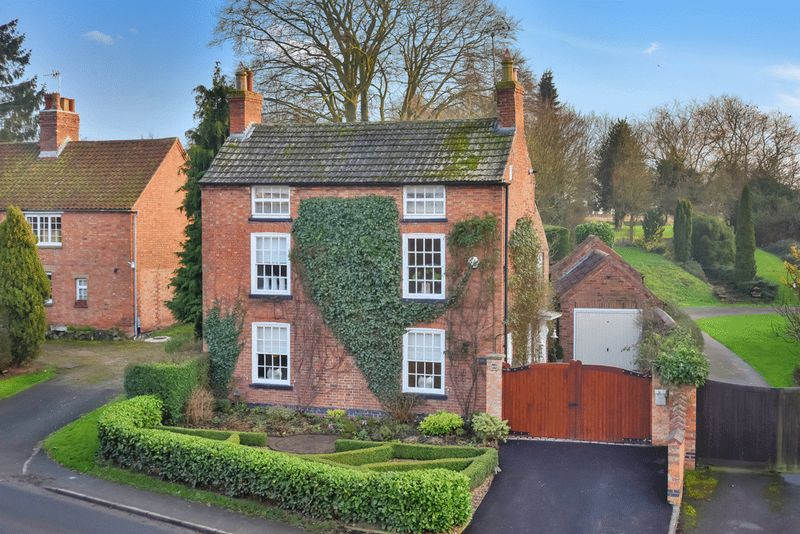 4 Bedrooms Detached House for sale in Main Street, Rempstone