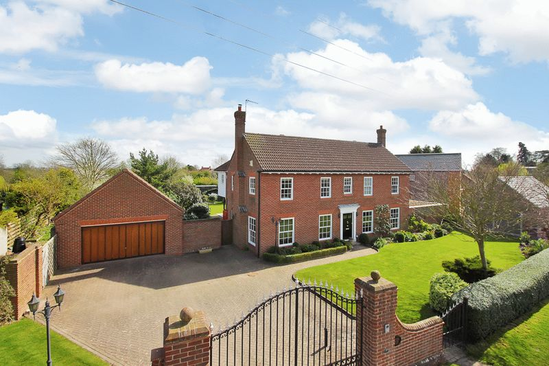 5 Bedrooms Detached House for sale in Mill Lane, Normanton-on-Trent