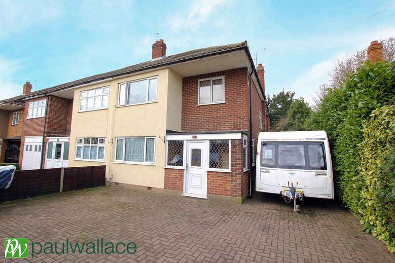 4 Bedrooms Semi Detached House for sale in Dudley Avenue, Cheshunt