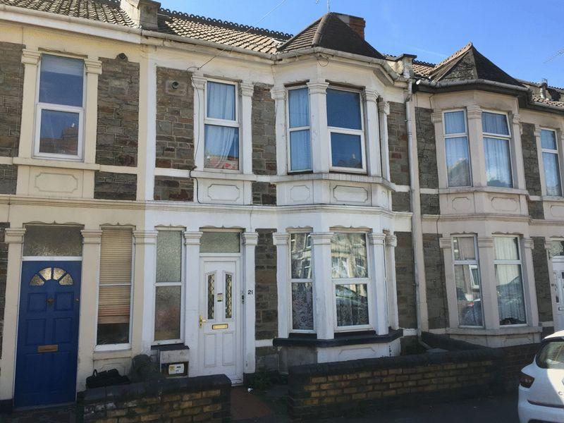 1 Bedroom Flat for sale in Westminster Road, Bristol