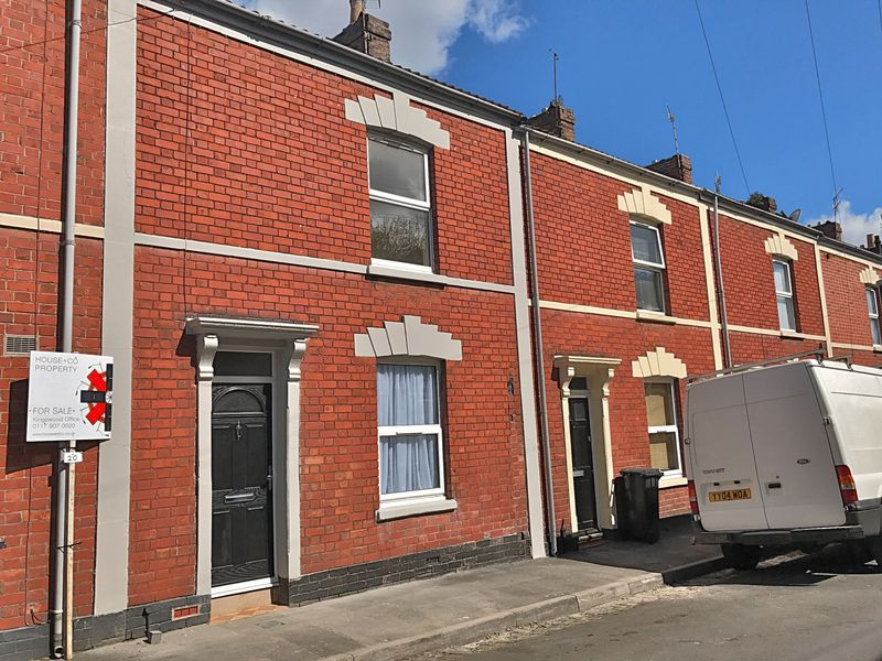 2 Bedrooms Terraced House for sale in Granville Street, Bristol