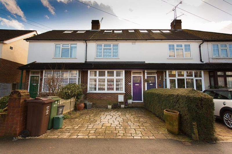 3 Bedrooms Terraced House for sale in Boleyn Drive, St. Albans