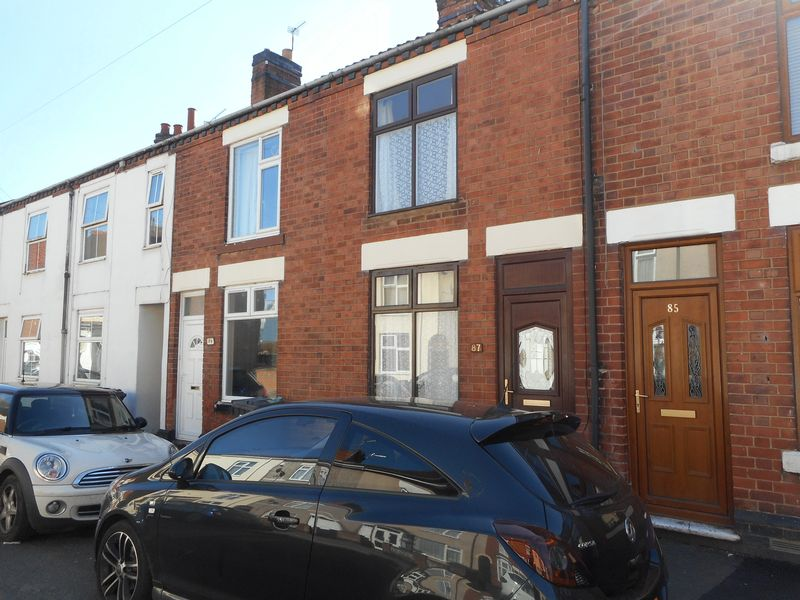 3 Bedrooms Terraced House for sale in Gadsby Street, Nuneaton
