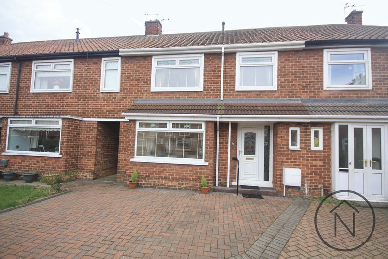 3 Bedrooms Semi Detached House for sale in Appleby Road, Billingham