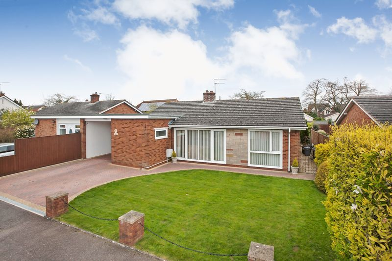 3 Bedrooms Detached Bungalow for sale in Willand