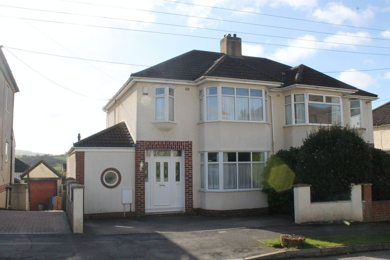 3 Bedrooms Semi Detached House for sale in Rayens Cross Road, Long Ashton