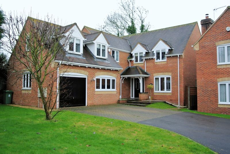 5 Bedrooms Detached House for sale in Ivy Mews, Gloucester