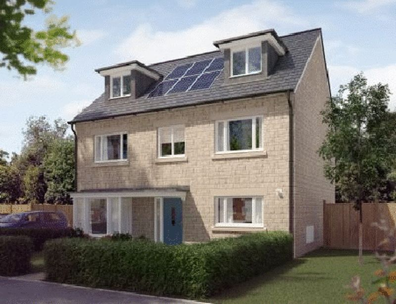 5 Bedrooms Detached House for sale in Cleeve View, Bishops Cleeve GL52 9JF