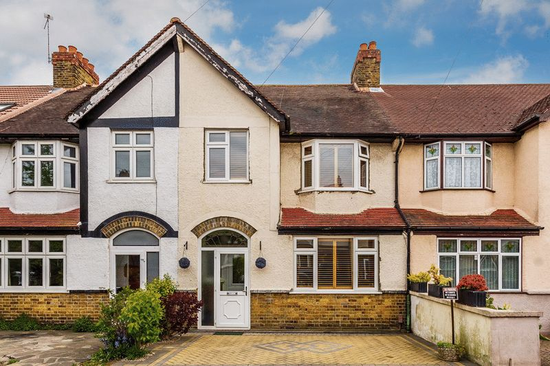 3 Bedrooms Terraced House for sale in Cherryhill Gardens, CROYDON