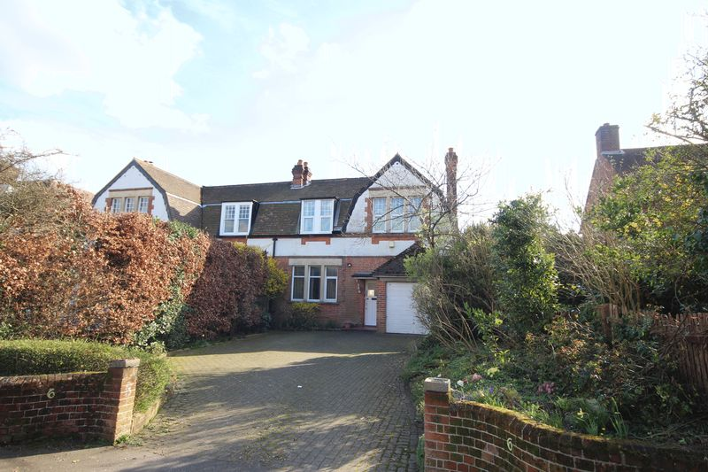 4 Bedrooms Semi Detached House for sale in OPEN HOUSE SAT 25th March 11am - 12:30pm Yardley Park Road, Tonbridge