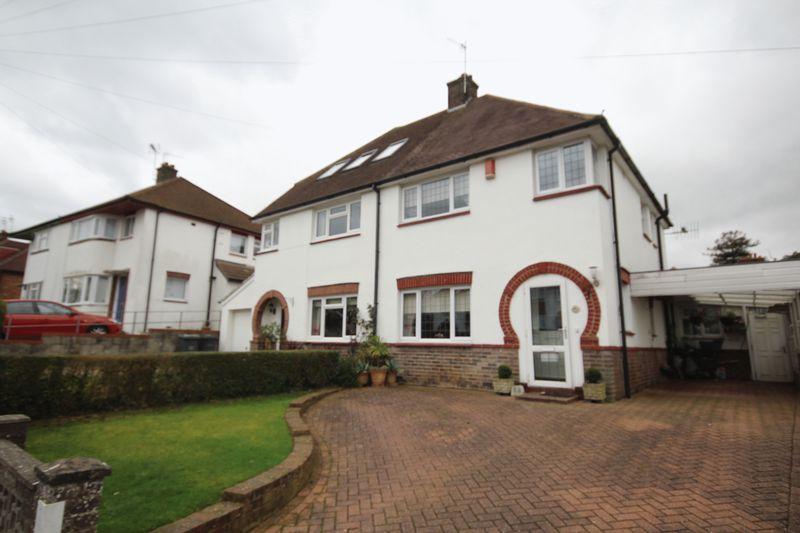 3 Bedrooms Semi Detached House for sale in Deakin Leas, Tonbridge