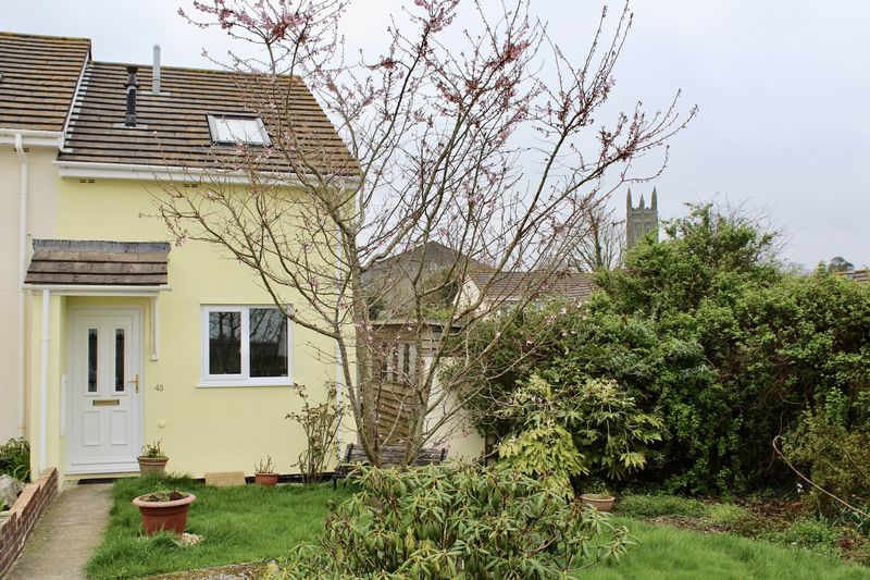 1 Bedroom Terraced House for sale in Hicks Close, Truro