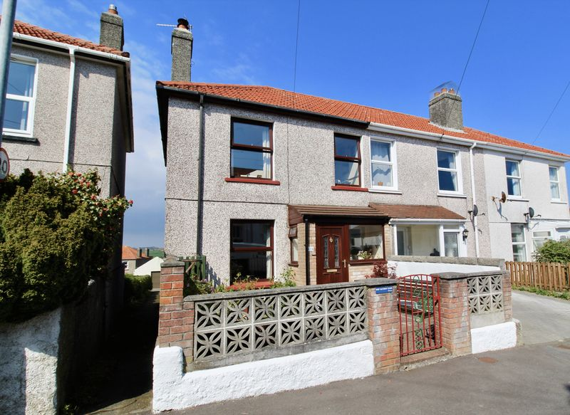 3 Bedrooms Terraced House for sale in Beacon Road, Falmouth
