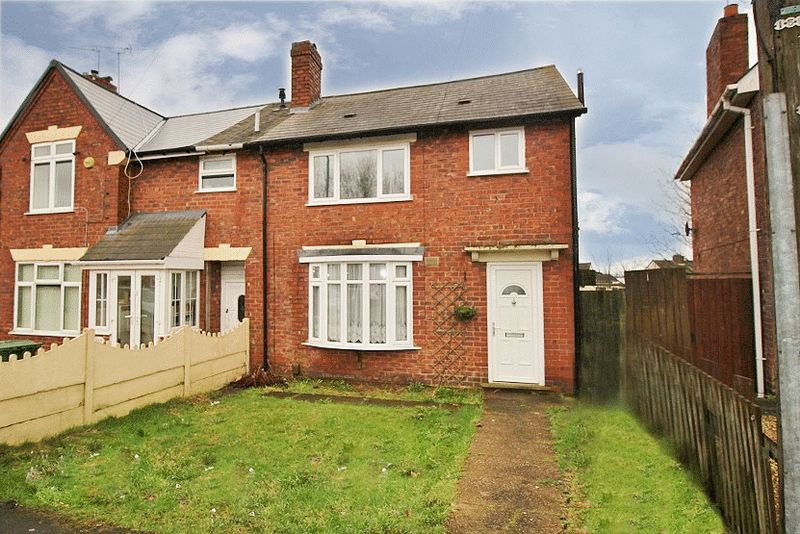 3 Bedrooms Terraced House for sale in Nursery Road, Bloxwich, Walsall