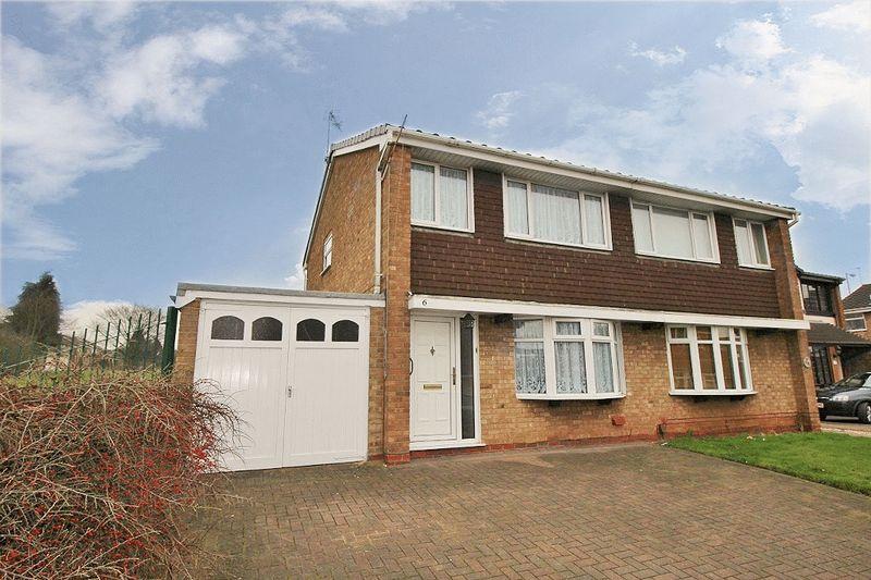 3 Bedrooms Semi Detached House for sale in Granbourne Road, Bentley, Walsall