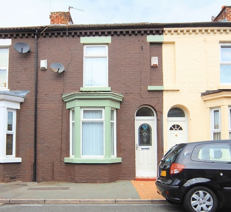 3 Bedrooms Terraced House for sale in Geraint Street, Toxteth, Liverpool, L8