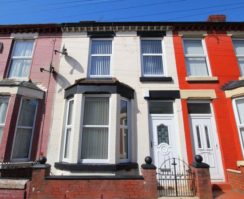 3 Bedrooms Terraced House for sale in Gwenfron Road, Kensington, Liverpool, L6
