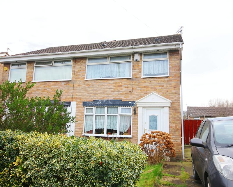 3 Bedrooms Semi Detached House for sale in Sudbury Close, Woolton, Liverpool, L25