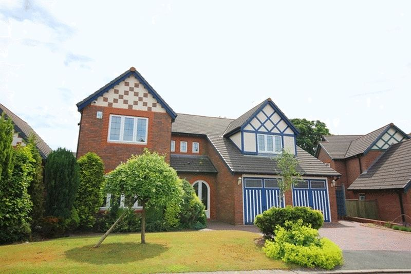 5 Bedrooms Detached House for sale in Friarsgate Close, Calderstones, Liverpool, L18