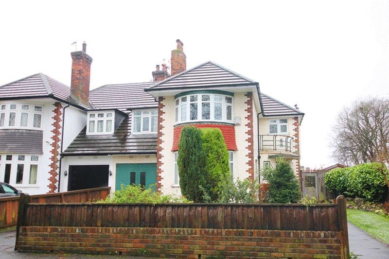 4 Bedrooms Semi Detached House for sale in Hornby Lane, Calderstones, Liverpool, L18