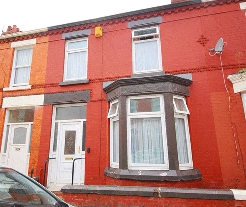 3 Bedrooms Terraced House for sale in Pagefield Road, Wavertree, Liverpool, L15
