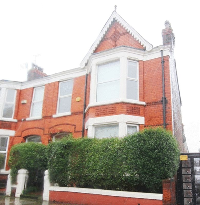3 Bedrooms Terraced House for sale in Stalbridge Avenue, Mossley Hill, Liverpool, L18