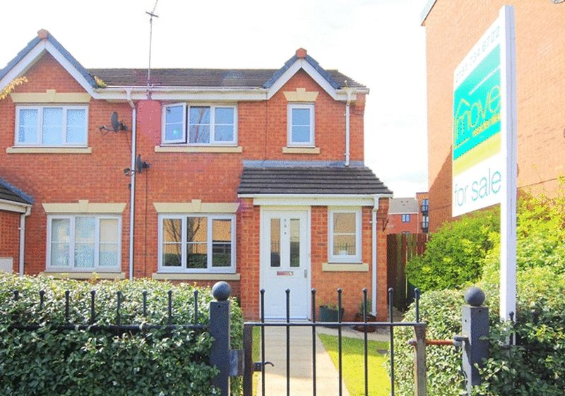 3 Bedrooms Semi Detached House for sale in Hansby Drive, Hunts Cross, Liverpool, L24