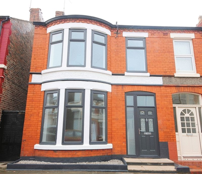 3 Bedrooms Terraced House for sale in Wingate Road, Liverpool