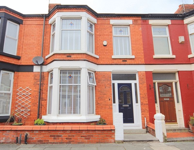 3 Bedrooms Terraced House for sale in Fallowfield Road, Wavertree, Liverpool, L15