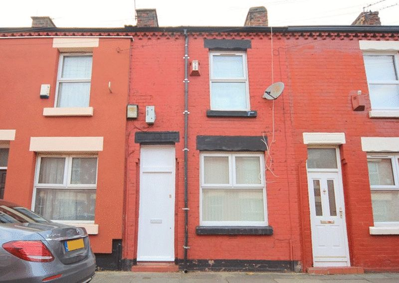 2 Bedrooms Terraced House for sale in Wendell Street, Toxteth, Liverpool, L8