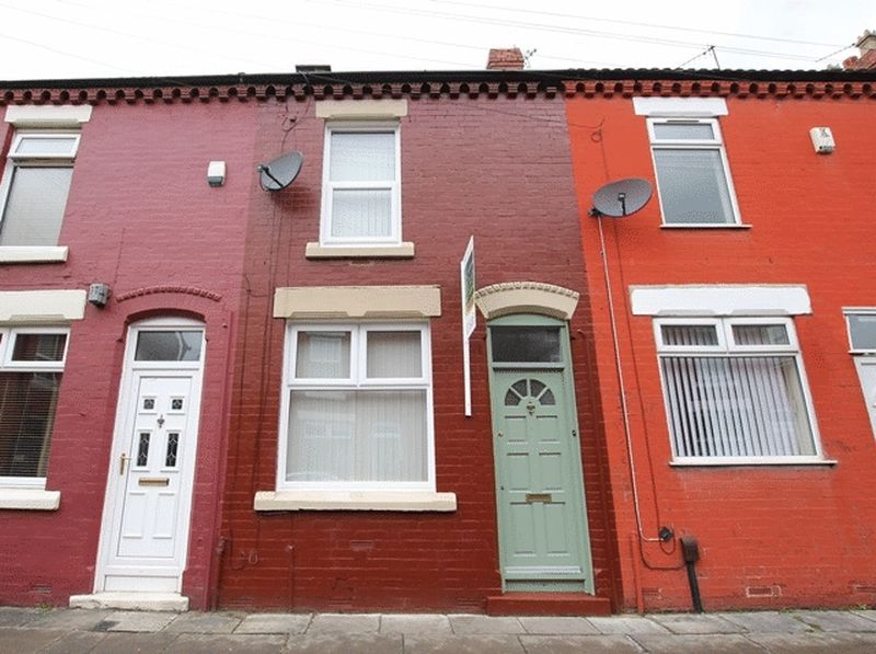 2 Bedrooms Terraced House for sale in Wilson Grove, Garston, Liverpool, L19