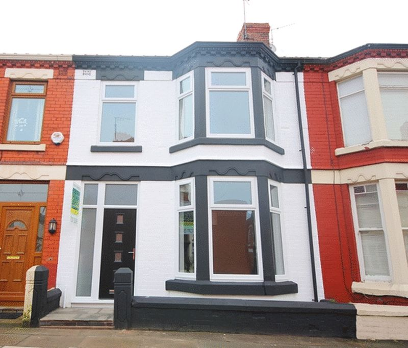 3 Bedrooms Terraced House for sale in Earlsfield Road, Wavertree, Liverpool, L15