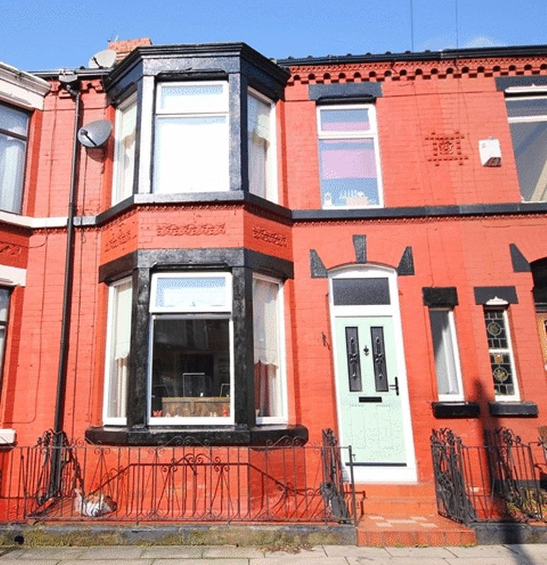 3 Bedrooms Terraced House for sale in Ashbourne Road, Aigburth, Liverpool, L17